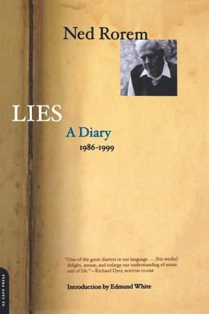 Lies: A Diary 1986-1999