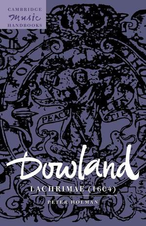 Dowland: Lachrimae (1604)