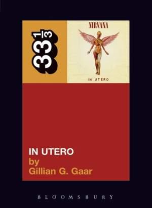 Nirvana In Utero Product Image