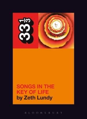 Stevie Wonder's Songs in the Key of Life