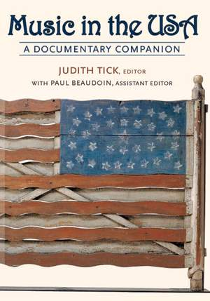 Music in the USA: A Documentary Companion