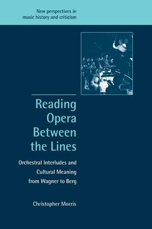 Reading Opera between the Lines