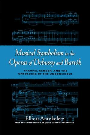 Musical Symbolism in Operas of Debussy and Bartok: Trauma, Gender, and the Unfolding of the Unconscious