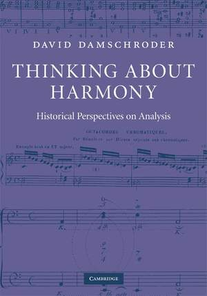 Thinking about Harmony