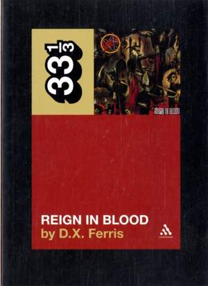 Slayer's Reign in Blood Product Image