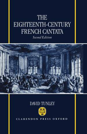 The Eighteenth-Century French Cantata