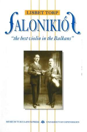 "Salonikios - ""The Best Violin in the Balkans"""