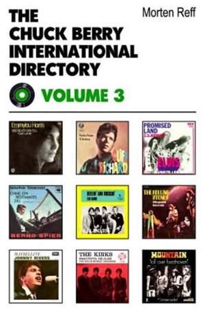 Chuck Berry International Directory: Volume III