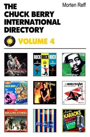 Chuck Berry International Directory: Volume 4