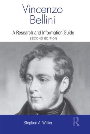 Vincenzo Bellini: A Guide to Research