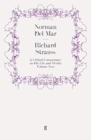 Richard Strauss - Volume II