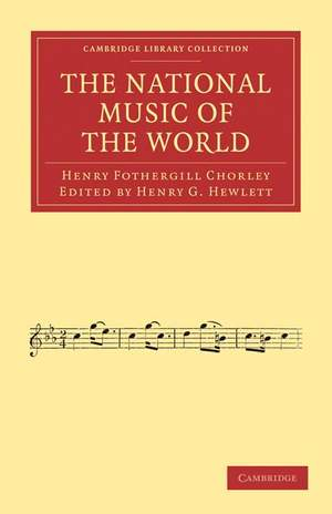 The National Music of the World