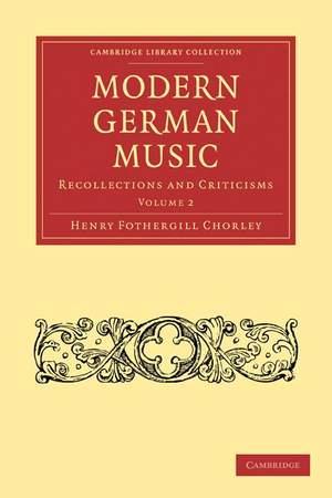 Modern German Music Volume 2