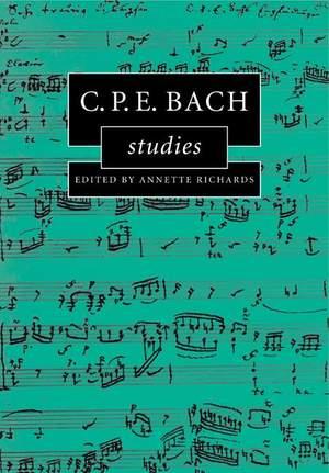 C.P.E. Bach Studies