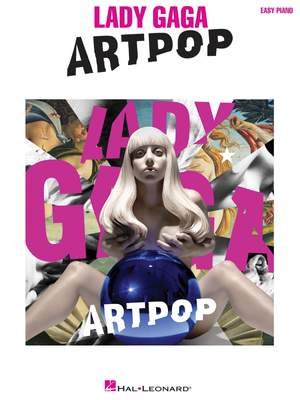Lady Gaga - Artpop Product Image