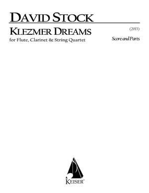 David Stock: Klezmer Dreams