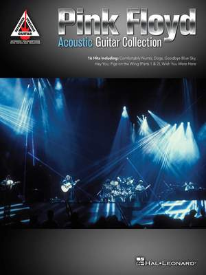Pink Floyd - Acoustic Guitar Collection Product Image