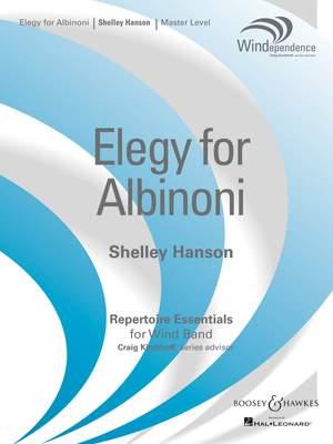 Hanson, S: Elegy for Albinoni