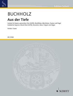 Buchholz, T: Aus der Tiefe