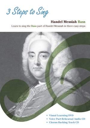 Handel: Messiah - 3 Steps to Sing (USA Version - Region 1 DVD) Product Image