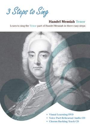 Handel: Messiah - 3 Steps to Sing (USA Version - Region 1 DVD)