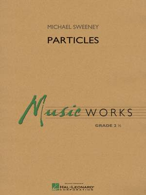 Michael Sweeney: Particles