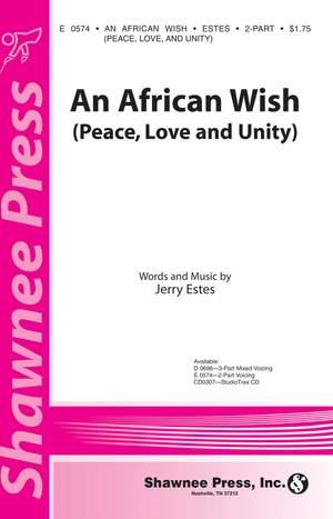 Jerry Estes: An African Wish