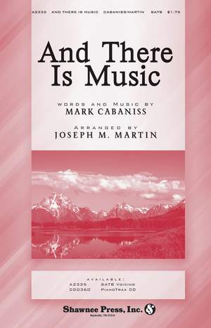 Mark Cabaniss: And There Is Music