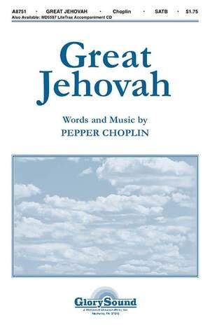 Pepper Choplin: Great Jehovah