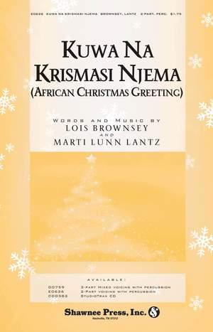 Lois Brownsey_Marti Lunn Lantz: Kuwa Na Krismasi Njema