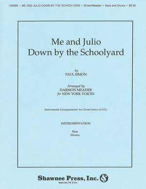 Darmon Meader_Paul Simon: Me and Julio Down by the Schoolyard