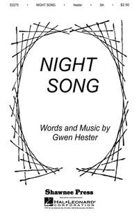 Gwen Hester: Night Song