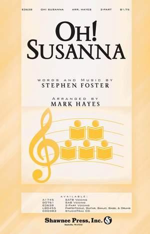 Stephen Foster: Oh! Susanna