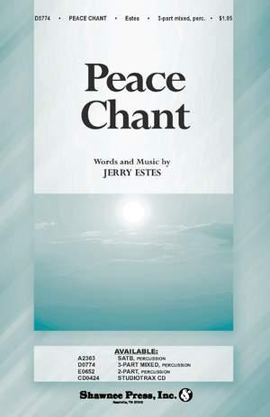 Jerry Estes: Peace Chant
