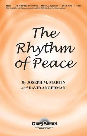 David Angerman_Joseph M. Martin: The Rhythm of Peace