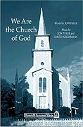 David Angerman_Jon Paige: We Are the Church of God