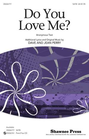 Dave Perry_Jean Perry: Do You Love Me?