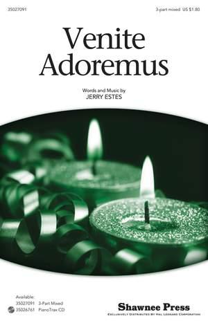 Jerry Estes: Venite Adoremus
