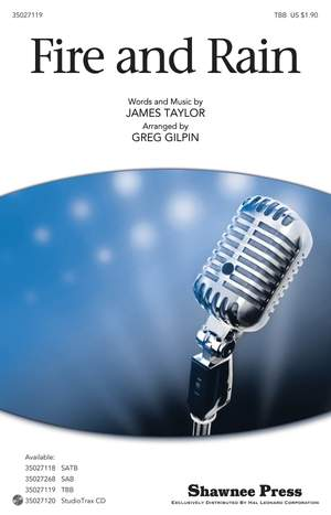 James Taylor: Fire and Rain Product Image