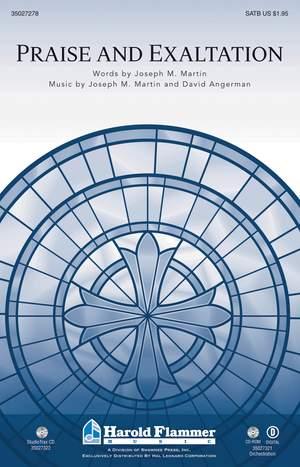 David Angerman_Joseph M. Martin: Praise and Exaltation