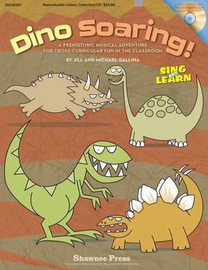 Jill Gallina_Michael Gallina: Dino Soaring!