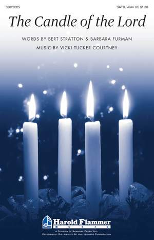 Vicki Tucker Courtney: The Candle of the Lord