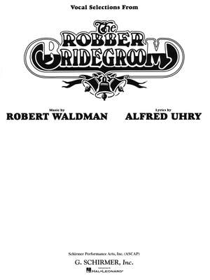 Robert Waldman: Robber Bridegroom