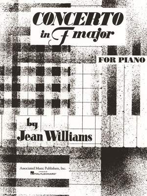Jean Williams: Concerto in F Major