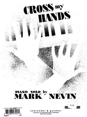 Mark Nevin: Cross My Hands