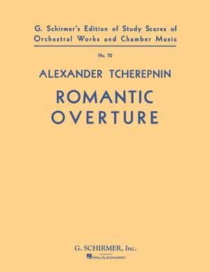 Alexander Tcherepnin: Romantic Overture