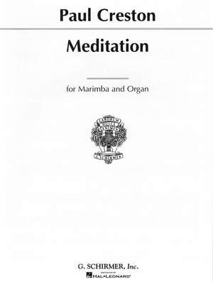 Paul Creston: Meditation Op. 90