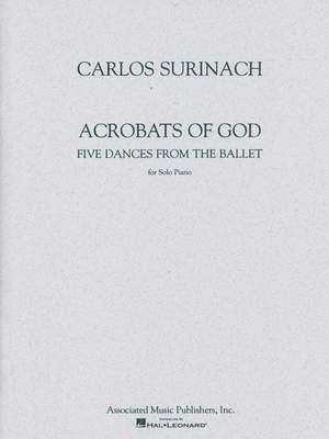 Carlos Surinach: Acrobats of God (Ballet)