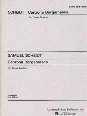 Samuel Scheidt: Canzone Bergamasca