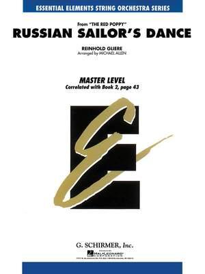 Reinhold Glière: Russian Sailor's Dance